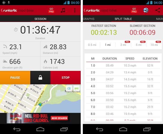 Se você anda de Bike, confira o novo app da Runtastic (Foto: Divulgação)
