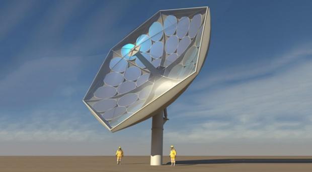 Tecnologia barata pode levar a uma nova geração de usinas solares de alta eficiência (Foto: Reprodução)