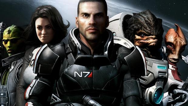 Jogadores podem tomar inúmeras decisões em Mass Effect 3. (Foto: Reprodução)