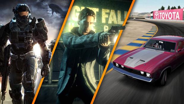 Halo, Alan Wake e Forza 4 estão entre os título obrigatórios para o Xbox 360 (Foto: Reprodução / TechTudo)