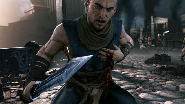Ryse promete muita imersão como um gladiador romano (Foto: Divulgação)