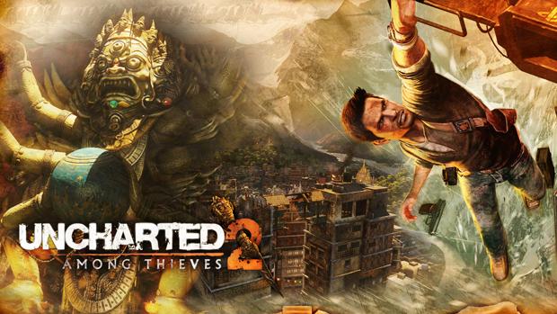 Uncharted 2 é considerado por muitos o melhor jogo da série. (Foto: Reprodução)