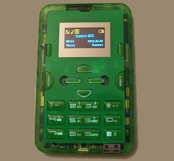 Celular mais barato do mundo custa apenas R$ 24 (Foto: Reprodução/TechnaBob)