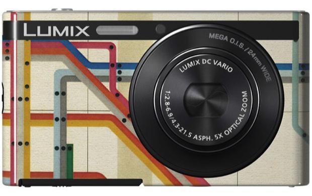 Panasonic revela nova Lumix compacta com 10 designs diferentes e customizáveis. (Foto: Reprodução / Engadget)