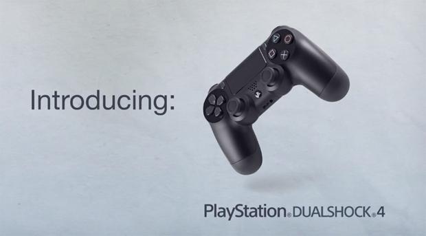 DualShock 4 é apresentado novamente pela Sony (Foto: Reprodução)