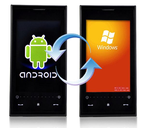 Microsoft lançará app para convencer usuários de Android a trocar pelo Windows Phone. (Foto: Reprodução / Technabob)