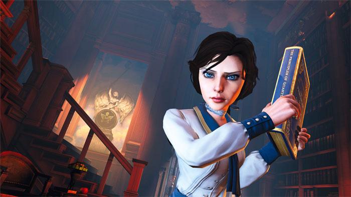 BioShock Infinite tem uma história instigante (Foto: Divulgação)