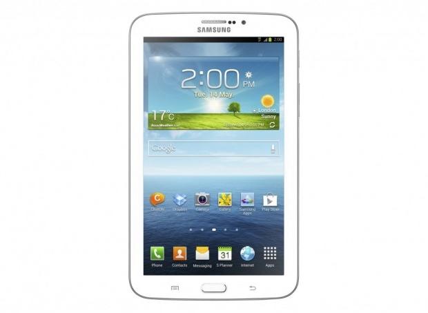Galaxy Tab 3 de 7 polegadas (Foto: Reprodução/AndroidCentral) (Foto: Galaxy Tab 3 de 7 polegadas (Foto: Reprodução/AndroidCentral))