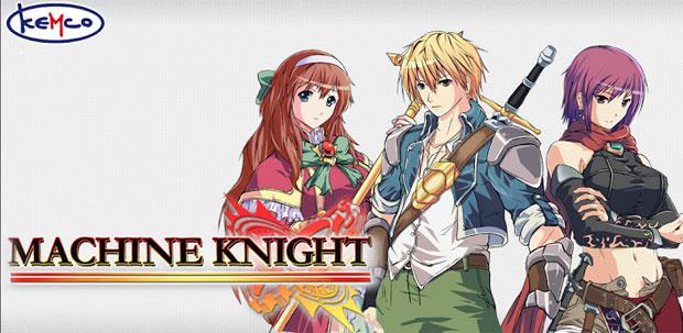 Machine Knight é RPG grátis para Android (Foto: Divulgação)