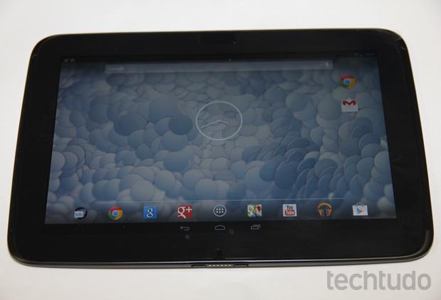 Nexus 10 pode ganhar um sucessor em breve (Foto: TechTudo)