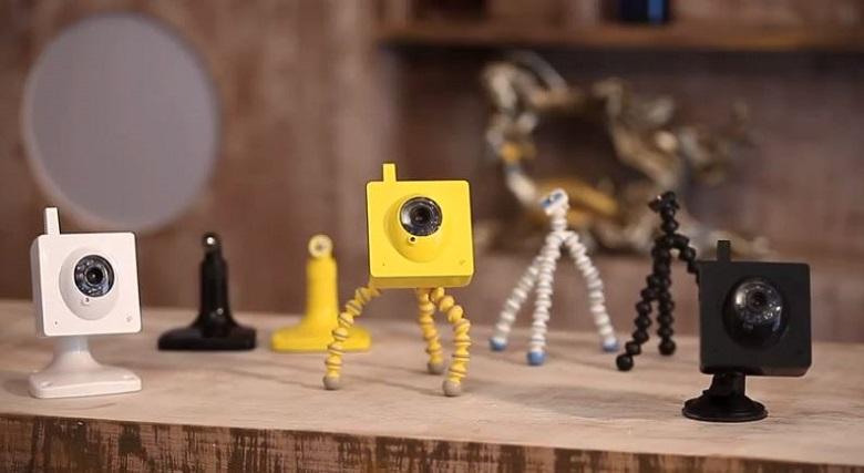 Webcam remota Skycam ganha simplicidade utilizando a plataforma do Skype. (Foto: Reprodução)