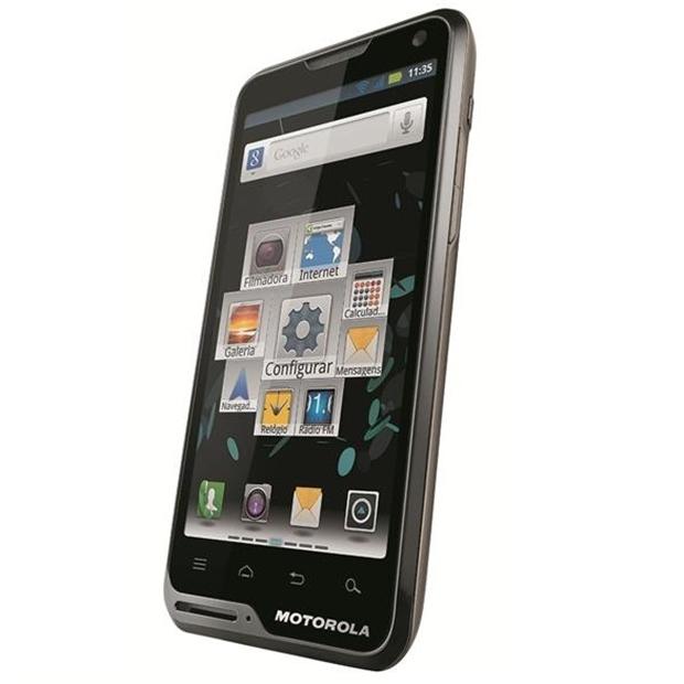 Motorola Atrix TV Dual Chip (Foto: Divulgação/Motorola) (Foto: Motorola Atrix TV Dual Chip (Foto: Divulgação/Motorola))