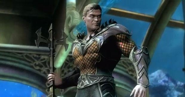 Aquaman (Foto: Divulgação)