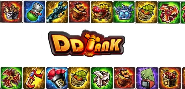 A escolha da arma em DDTank é essencial (Foto: TechTudo) (Foto: A escolha da arma em DDTank é essencial (Foto: TechTudo))