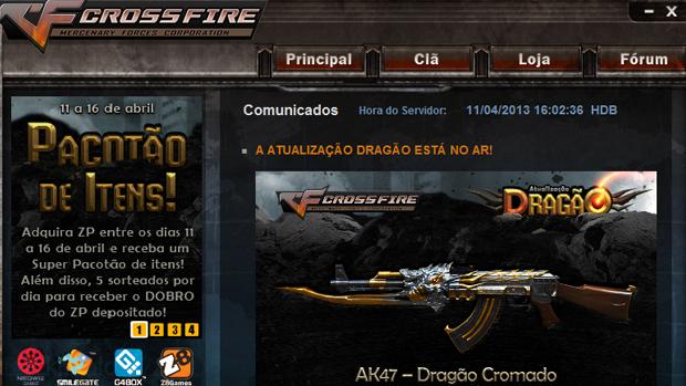 Jogadores podem montar clãs para participar das partidas. (Foto: Reprodução)