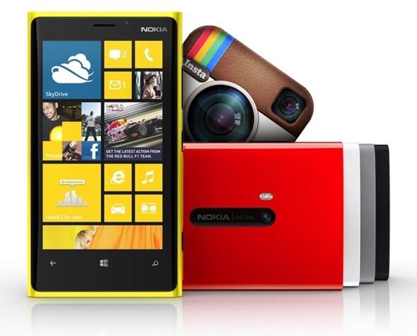 Instagram e Temple Run devem ser anunciados para linha Lumia no dia 14 (Foto: Divulgação)