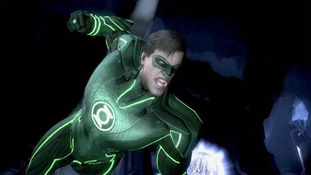 Lanterna Verde (Foto: Divulgação)