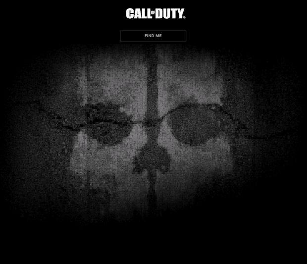 """O imagem revelada no mosaico pode ser o símbolo dos soldados """"Ghosts"""" no novo jogo (Foto: Divulgação) (Foto: O imagem revelada no mosaico pode ser o símbolo dos soldados """"Ghosts"""" no novo jogo (Foto: Divulgação))"""