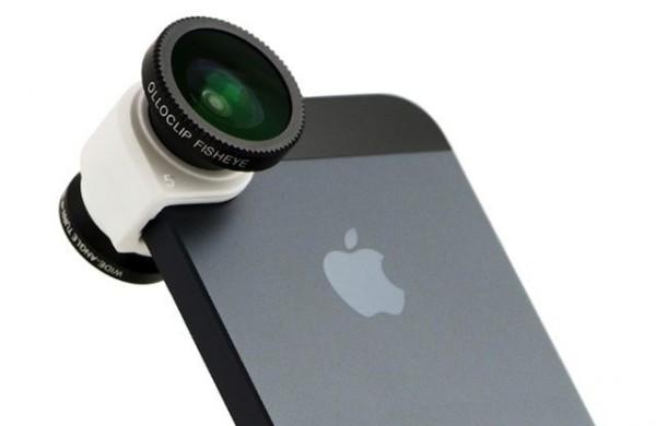iPhone 5S terá câmera de 2 megapixels frontal, 12 megapixels traseira e recurso que utiliza as duas ao mesmo tempo (Foto: Reprodução/iDownloadBlog)