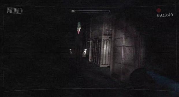 Slender está de volta e dessa vez não adianta apenas correr (Foto: Divulgação)