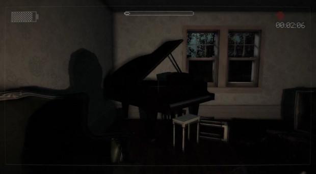 Até a sombra assusta neste game (Foto: Divulgação)