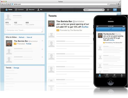 Twitter Ads está disponível para usuários dos EUA (Foto: Divulgação)