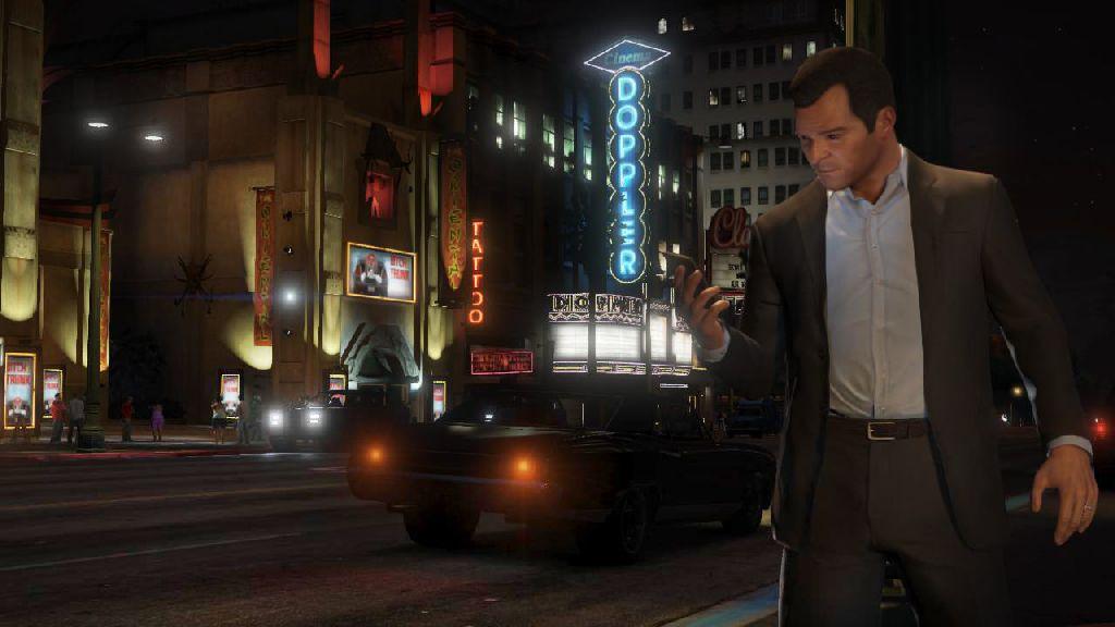GTA 5 terá muitos pontos turísticos e novas funções para o telefone (Foto: Divulgação)