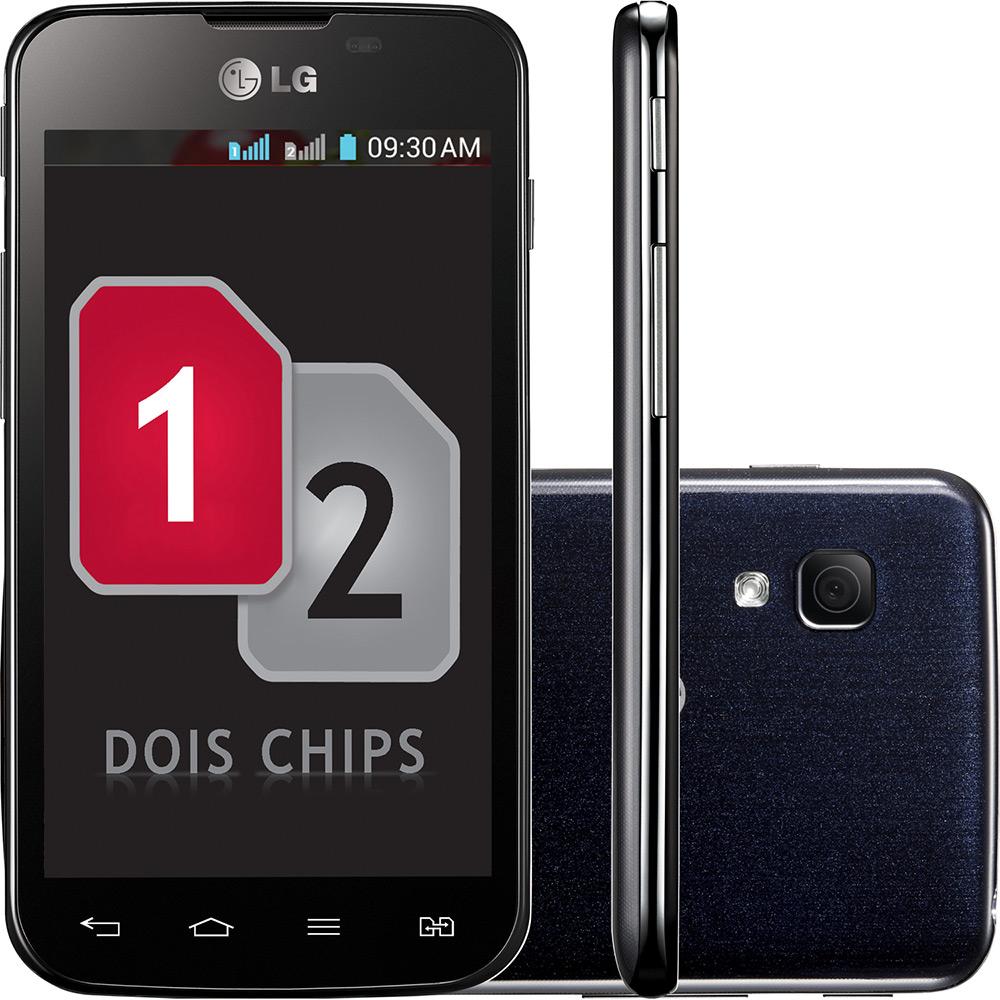 LG Optimus L5 II Dual (Foto: Divulgação)