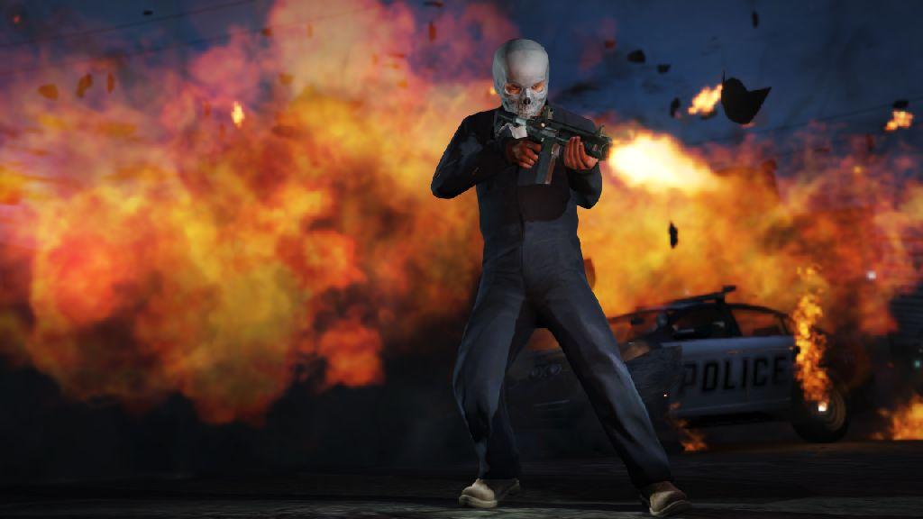 O jogo promete muita ação e destruição (Foto: Divulgação)