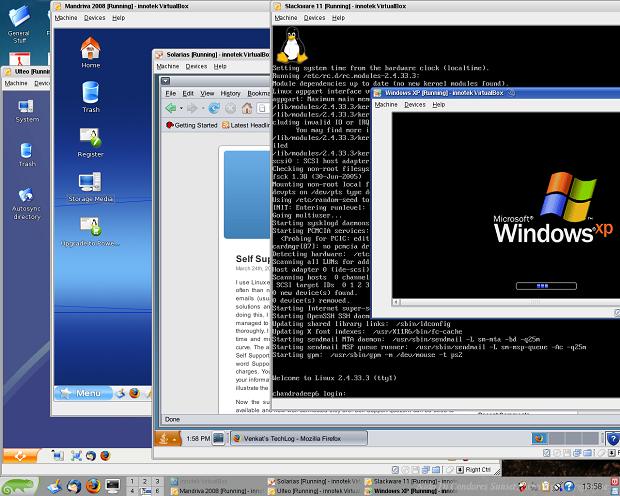 VirtualBox pode ser instalado em Windows, Mac e Linux (Foto: Reprodução/Vida de Engenheiro)