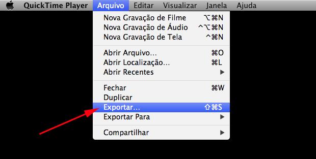 Salvando o arquivo de som (Foto: Reprodução/Hugo Carvalho)