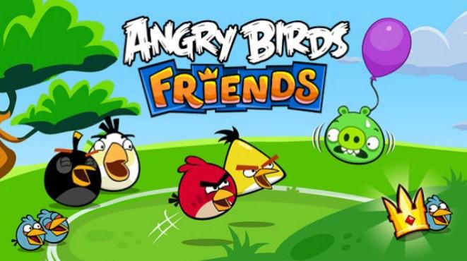 Angry Birds Friends (Foto: Divulgação)