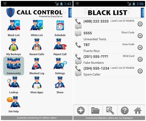 Call Control custa U$ 7,99, mas pode ser testado por 7 dias (Foto: Reprodução)