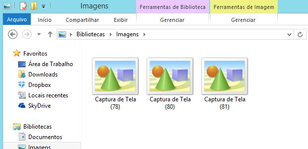 Pré-visualização de arquivos desativada (Foto: Reprodução/Helito Bijora)