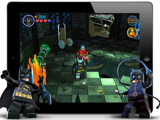 Qualidade de Batman: DC Super Heroes surpreende (Foto: Divulgação)
