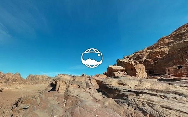 Fotos em 360 graus podem ser vistas em qualquer site (Fonte: Reprodução/Google+)