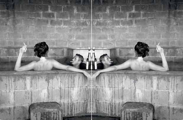 Foto espelhada no Photoscape (Foto: Reprodução/ Raquel Freire)