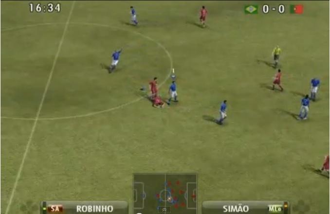 Pro Evolution Soccer 2008 (Foto: Reprodução)