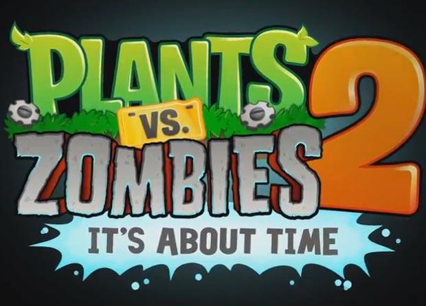 Plants vs. Zombies 2 chega em julho aos consoles e dispositivos móveis (Foto: Divulgação)