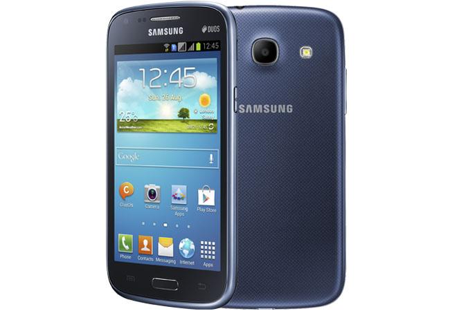 Samsung lança Galaxy Core, um dual-chip dual-core com a cara do S3 mini. (Foto: Reprodução / BGR)