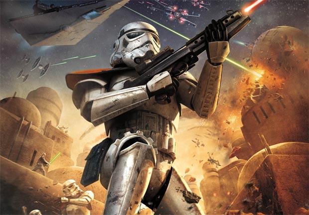 Star Wars agora faz parte da EA, produtora de Battlefield (Foto: Divulgação)
