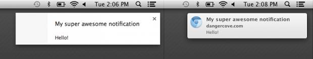 Centro de notificações facilita chegada do Now ao Mac (Foto: Reprodução/TNW) (Foto: Centro de notificações facilita chegada do Now ao Mac (Foto: Reprodução/TNW))