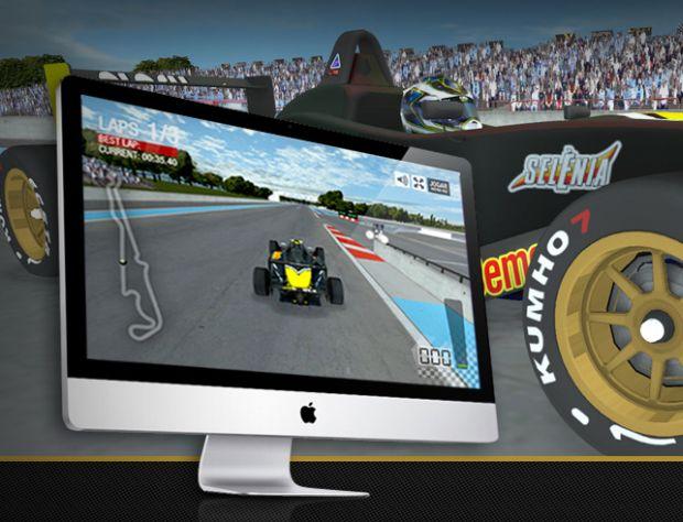 Game do F3 na Itália desenvolvido pela Nostro Studio, empresa brasileira na Espanha (Foto: Divulgação)