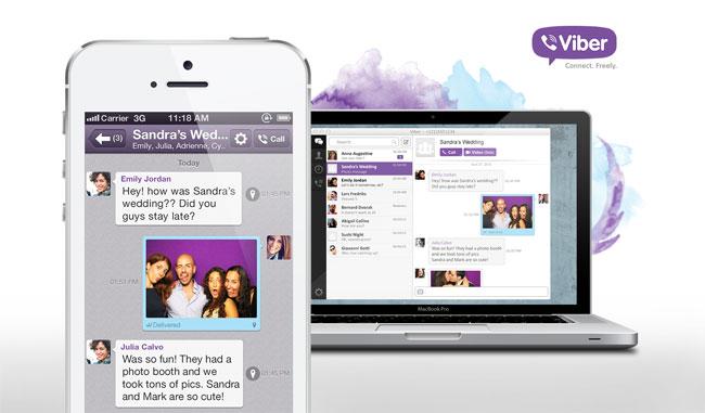 Viber lança versão desktop junto com grande atualização para iOS e Android. (Foto: Divulgação)