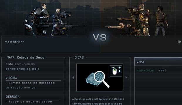 Nesta tela, o jogo está carregando (Foto: Reprodução/Thiago Barros)