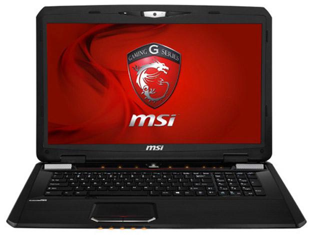 Se você tiver com muito dinheiro sobrando para um notebook gamer, o MSI GX70 é a melhor opção do mercado (Foto: Divulgação)