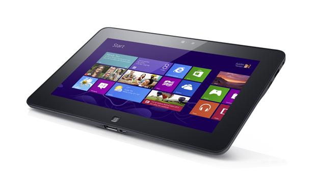 Novo tablet da Dell tem Windows 8 e bateria de longa duração (Foto: Divulgação)