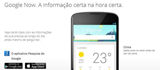 Now está disponível para iOS e Android (Foto: Reprodução/Thiago Barros)