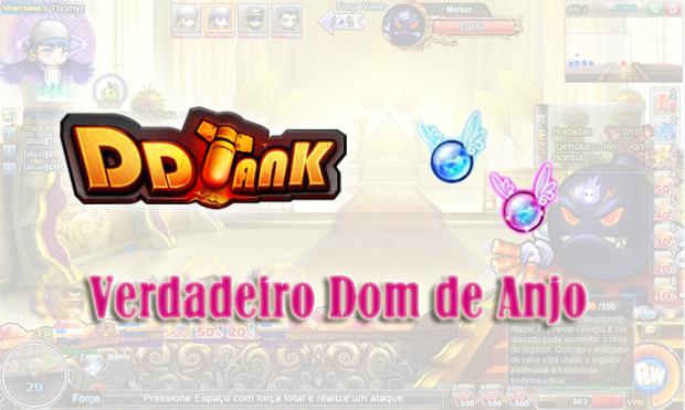 Dom de Anjo DDTank (Foto: TechTudo)