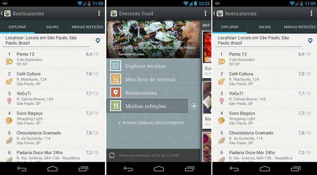 Evernote Food é o app ideal para amantes da culinária (Foto: Divulgação)